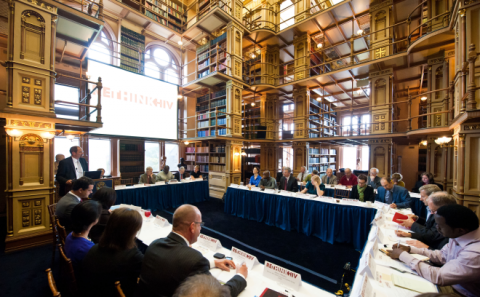 Georgetown University Global Fund Forum image