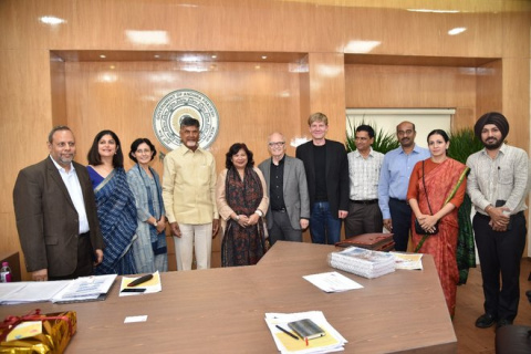 Chief Minister of Andhra Pradesh Welcomes Eminent Panel Outcome image