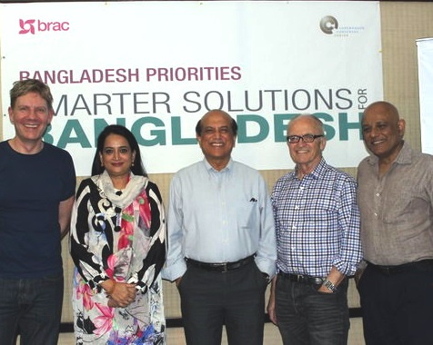 What's the smartest solution for Bangladesh? image