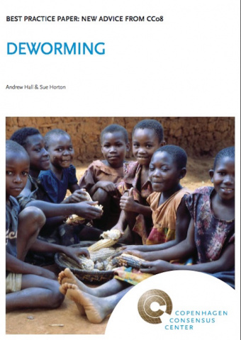 5. Deworming and other nutrition programs at school image