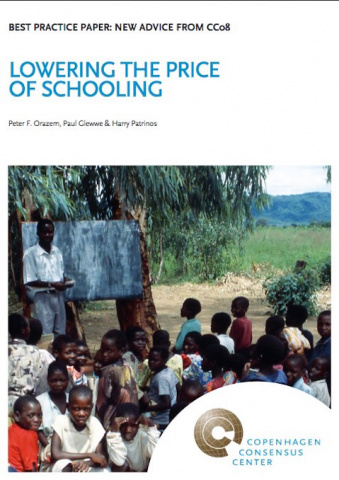 6. Lowering the price of schooling image