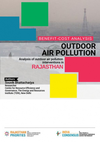Outdoor Air Pollution image