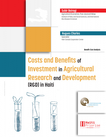 Costs and Benefits of Investment in Agricultural Research and Development (R&D) in Haiti image