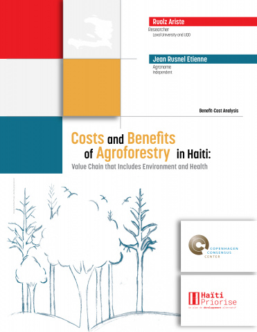 Costs and Benefits of Agroforestry in Haïti: Value Chain that Includes Environment and Health image