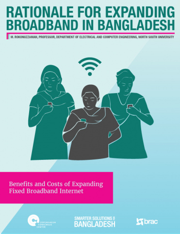 Rationale For Expanding Broadband in Bangladesh  image