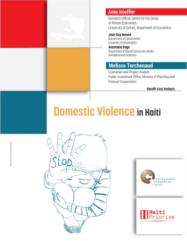 Domestic Violence in Haiti image