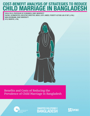 Strategies to Reduce Child Marriage in Bangladesh image
