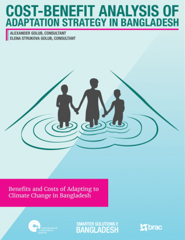 Cost-Benefit Analysis Of Adaptation Strategy In Bangladesh image