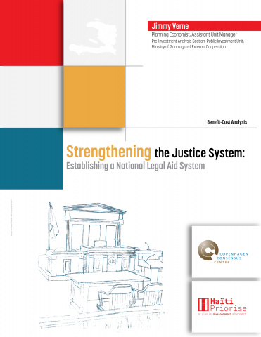 Strengthening the Justice System: Establishing a National Legal Aid System image