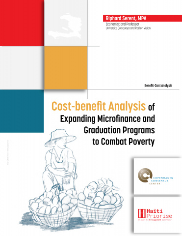 Expanding Microfinance and Graduation Programs to Combat Povert image