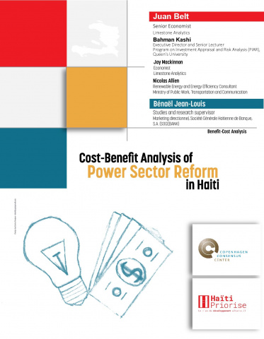 Cost-Benefit Analysis of Power Sector Reform in Haiti image