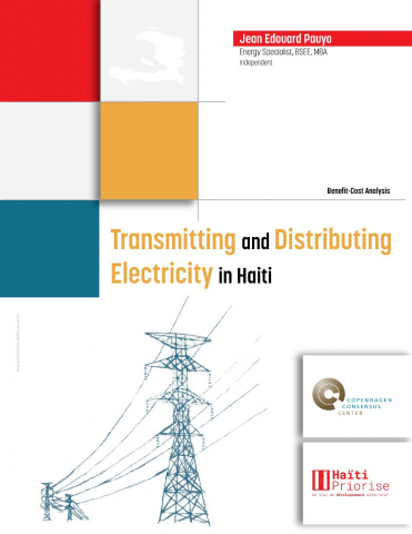 Transmitting and Distributing Electricity in Haiti image