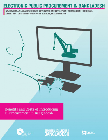 Electronic Public Procurement in Bangladesh image
