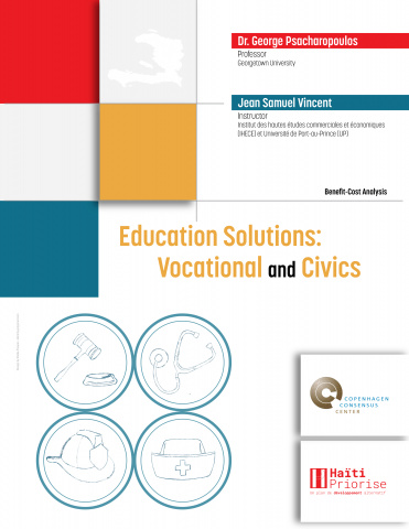 Education Solutions: Vocational and Civics image