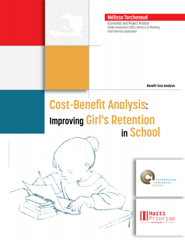 Cost-Benefit Analysis: Improving Girl's Retention in School  image