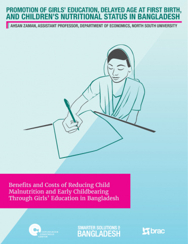 Promotion of Girl's Education image