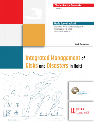 Integrated Management of Risks and Disasters in Haiti image