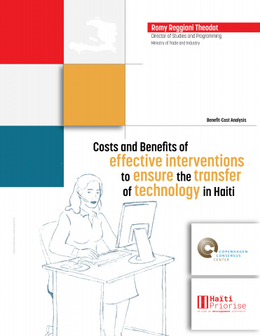 Costs and benefits of effective interventions to ensure the transfer of technology in Haiti image