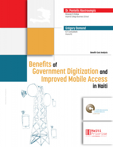 Benefits of Government Digitization and Improved Mobile Access in Haiti image