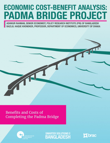Economic Cost-Benefit Analysis: Padma Bridge Project image