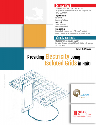 Providing Electricity using Isolated Grids in Haiti image
