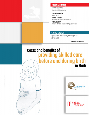 Costs and benefits of providing skilled care before and during birth in Haiti image