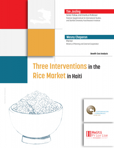 Three Interventions in the Rice Market in Haiti image