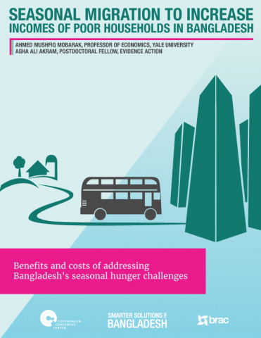 Seasonal Migration to Increase Incomes of Poor Households in Bangladesh image