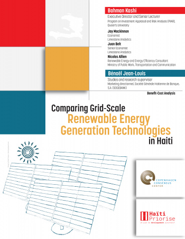 Comparing Grid-Scale Renewable Energy Generation Technologies in Haiti image