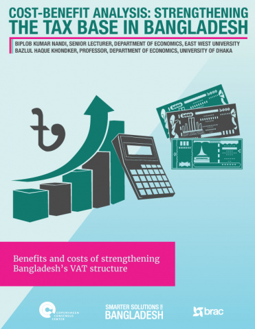 Strengthening the tax base in Bangladesh image