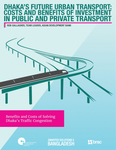 Dhaka's Future Urban Transport: Costs and Benefits of Investment in Public and Private Transport image