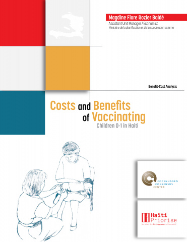 Costs and Benefits of Vaccinating Children 0-1 in Haiti image