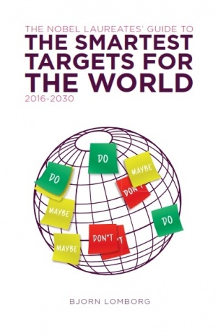 The Nobel Laureates' Guide To The Smartest Targets For The World image