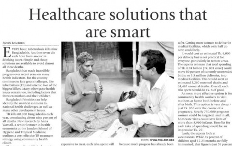 Healthcare solutions that are smart image