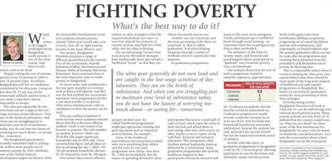 Fighting Poverty image
