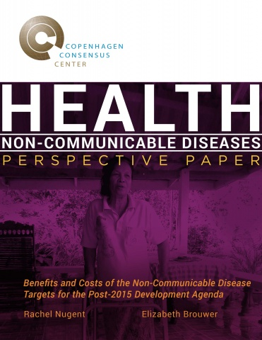 Non-Communicable Diseases  image
