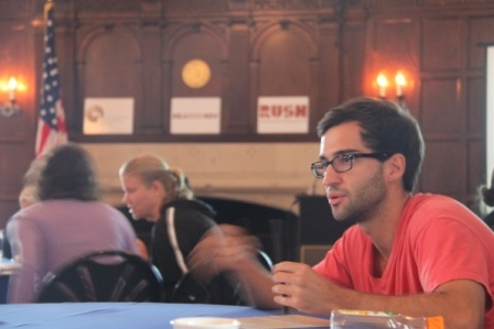 Georgetown University Youth Forum image