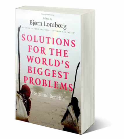 Solutions for the World's Biggest Problems image