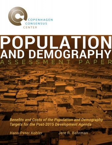 Research paper on population
