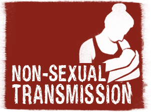 Efforts to Prevent Non-Sexual Transmission image