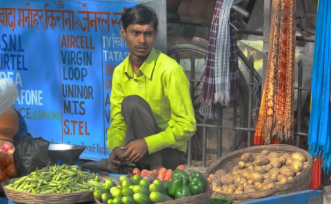 India Perspectives: Food Security image